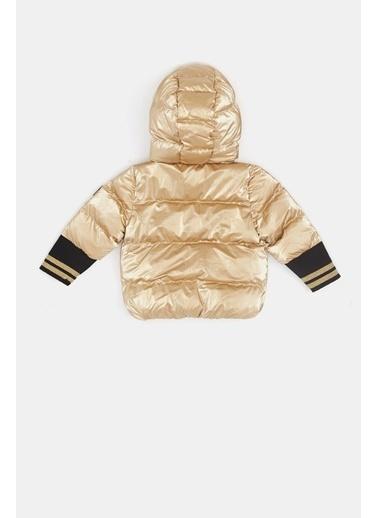 BG Baby Kız Bebek Gold Mont 20Fw0Bg2728 Altın